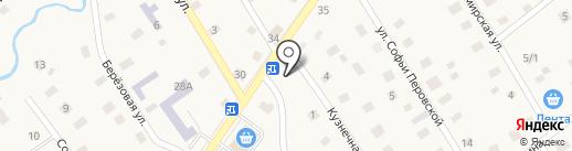 Магазин зоотоваров на Советском проспекте на карте Ульяновки