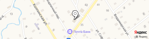 Студия загара на Советском проспекте на карте Ульяновки