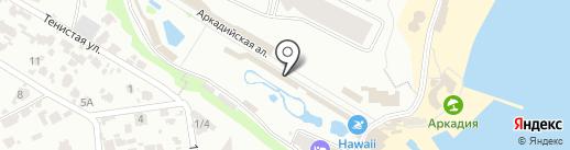 Dilvin на карте Одессы