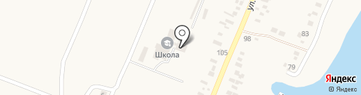 Калинка на карте Красносёлки