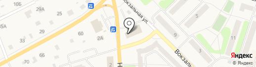 Qiwi на карте Отрадного