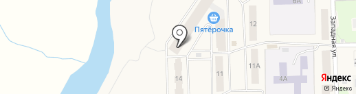 Прайм на карте Никольского