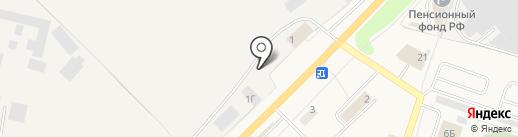 Автомойка на карте Отрадного