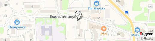 Электрик на карте Никольского