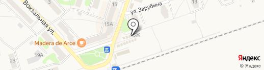 Fish-ka на карте Отрадного