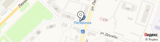 А-Мега на карте Отрадного