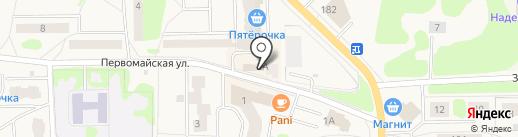 Comepay на карте Никольского