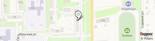 Магазин товаров для рукоделия на карте Никольского