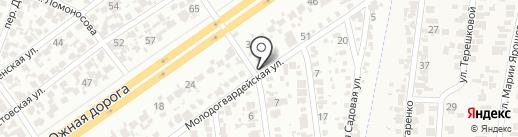 Приморье на карте Одессы
