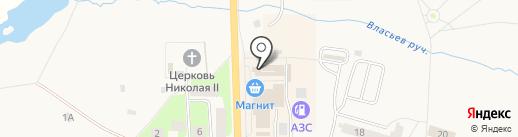 Магазин мяса на карте Никольского