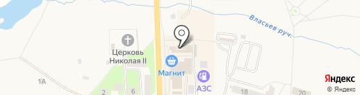 Магазин разливного пива на карте Никольского