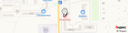 Мадлен на карте Никольского