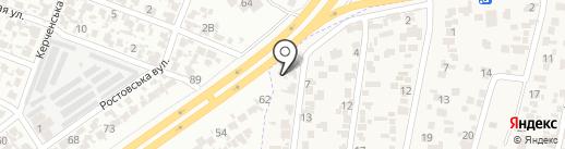 Центр замены масла и ремонта ходовой на карте Крыжановки