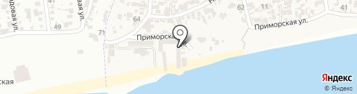 Морская жемчужина на карте Крыжановки