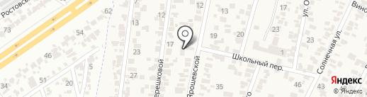 Амбулатория общей практики семейной медицины на карте Крыжановки