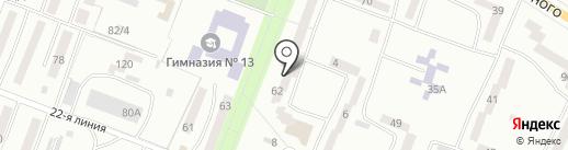Платежный терминал, Первый Инвестиционный Банк, ПАО на карте Одессы