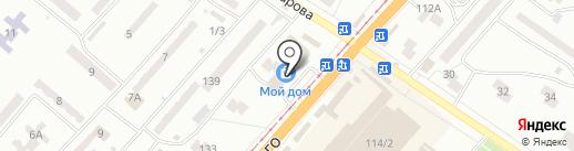 Центр заточки парикмахерского и маникюрного инструмента и ножей на карте Одессы