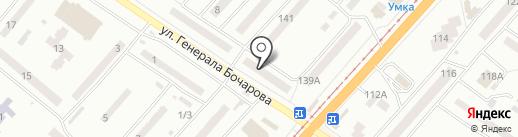 Комплюс на карте Одессы