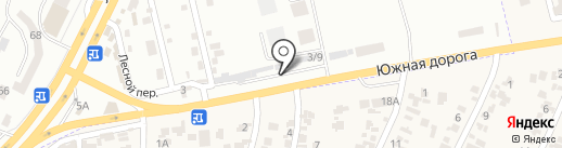 КлиматДом на карте Крыжановки