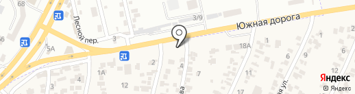 Pivdensad на карте Крыжановки
