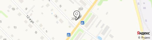 РОСТСТРОЙ на карте Ульяновки