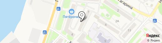 Оптика-стиль на карте Отрадного