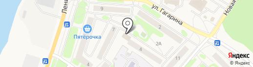 Вико-Гео на карте Отрадного