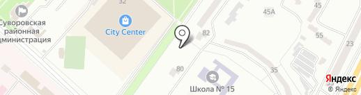 Студия заточки маникюрных и педикюрных инструментов на карте Одессы