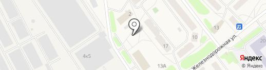Магазин товаров для сада и огорода на карте Отрадного