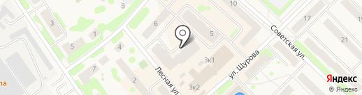 Ветеринарная аптека на карте Отрадного
