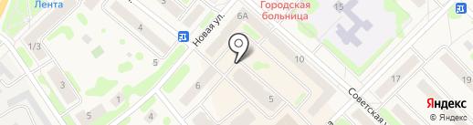 PizzaRoll на карте Отрадного
