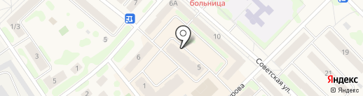 Ромашка на карте Отрадного