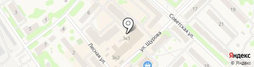 Кировский ломбард на карте Отрадного