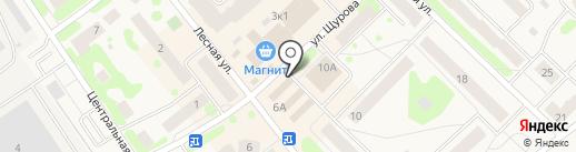 Магазин одежды по оптовым ценам на карте Отрадного