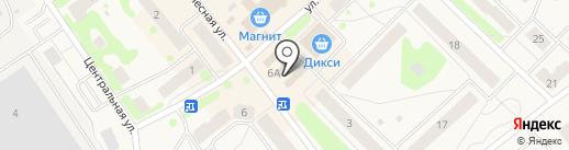 Бакалейный магазин на карте Отрадного