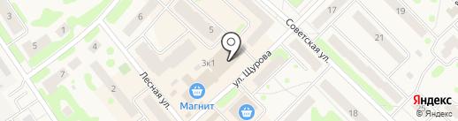 Ювелирная мастерская на карте Отрадного