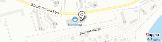 Ibox на карте Крыжановки