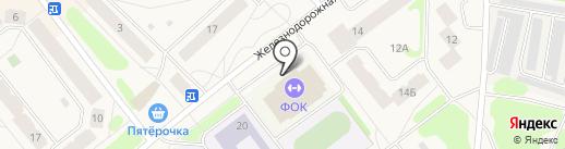 ДЮСШ на карте Отрадного