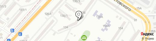 Чудо-школа на карте Одессы