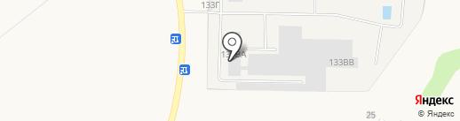 ПитерВуд на карте Ульяновки