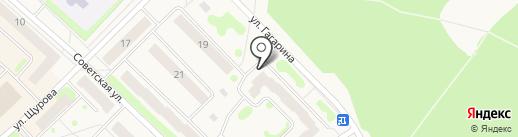 Магазин товаров для дома и игрушек на карте Отрадного