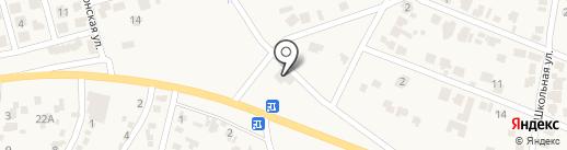 Шипшина на карте Крыжановки