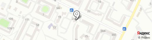 Мамарада на карте Одессы