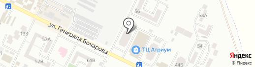 STEP automatic на карте Крыжановки