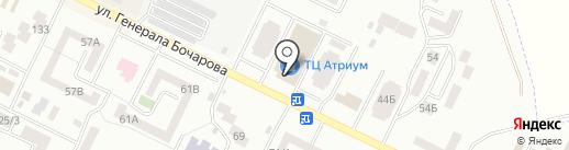 Рандеву-Арт на карте Крыжановки