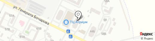 Медеор плюс на карте Крыжановки