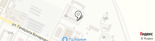 SONoff на карте Крыжановки