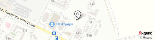 Smart на карте Крыжановки