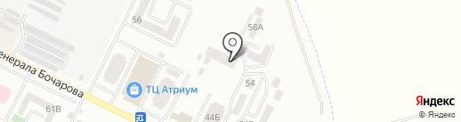 Мелодия на карте Крыжановки