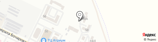 Эдельвейс на карте Крыжановки